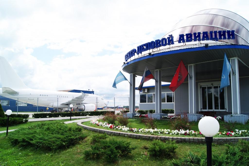 аэропорту Домодедово. В